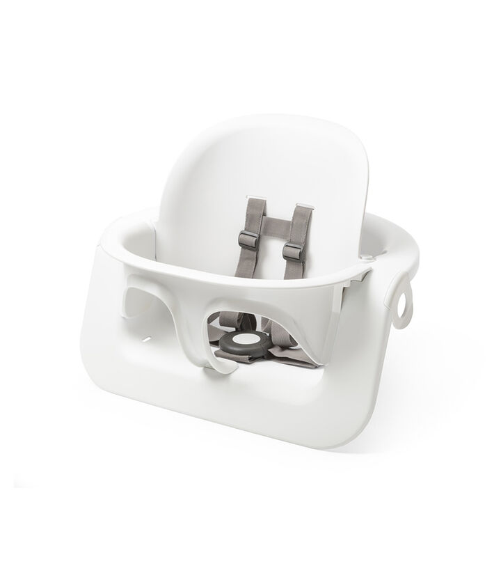 Stokke® Steps™ Baby Set in de kleur White, Wit, mainview view 1