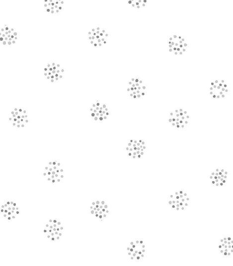 Stokke® Sleepi™ Mini Fitted Sheet Pehr Grey Dotty, Grey Dotty, mainview view 3