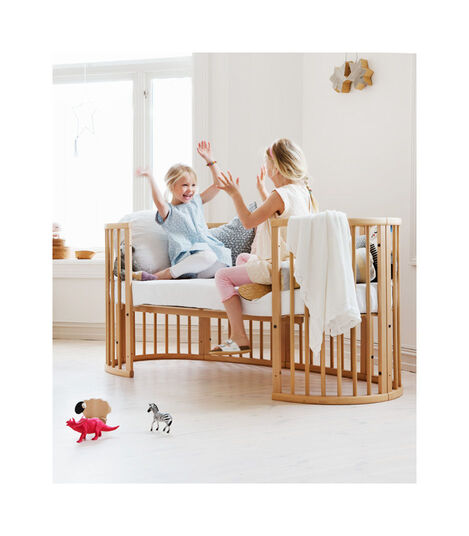 Stokke® Sleepi™ Junior Forlængersæt Natural, Natural, mainview view 3