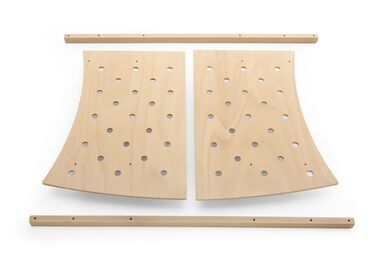 Stokke® Sleepi™ Extension Kit, from Bed to Jr. Bed. Natural.