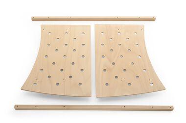 Stokke® Sleepi™ Extension Kit, from Bed to Jr. Bed. Natural.