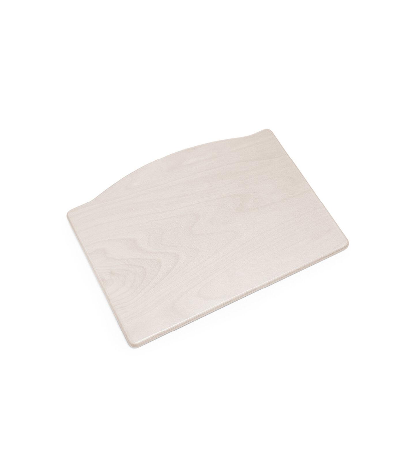 108905 Tripp Trapp Foot plate Whitewash (Spare part). view 1