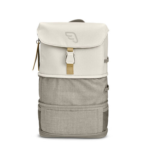 JetKids by Stokke® Crew Backpack White, White, mainview view 5
