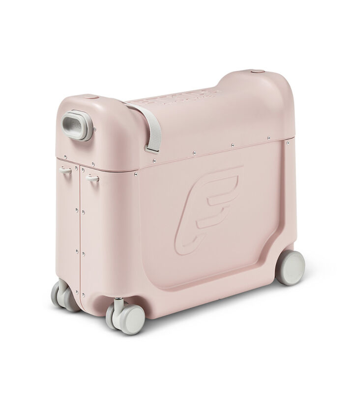 JetKids™ by Stokke® BedBox V3 in Pink Lemonade. view 1