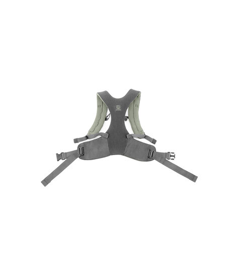 Stokke® MyCarrier™ Bæresele front Green Mesh, Green Mesh, mainview view 3