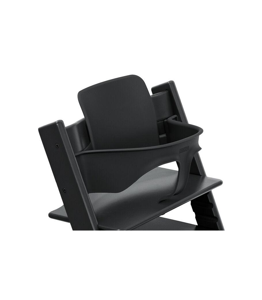 Tripp Trapp® Baby Set 成長椅護圍, 黑色, mainview