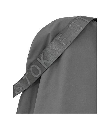 Stokke® Clikk™ Travel Bag Dark Grey, Mörkgrå, mainview view 6