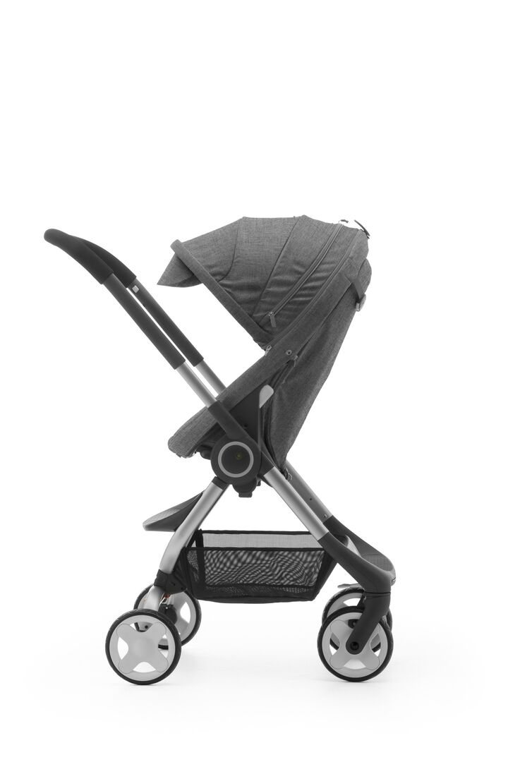 Stokke® Scoot™ Black Melange.