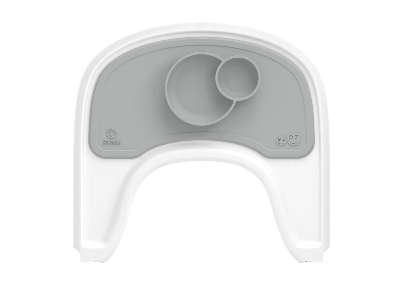 ezpz by Stokke®, Grey. For Tripp Trapp® with Tray.