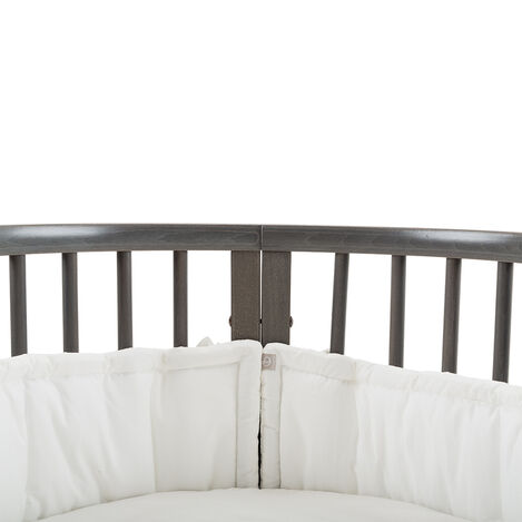 Stokke® Sleepi™ Bumper White, Blanco, mainview view 3