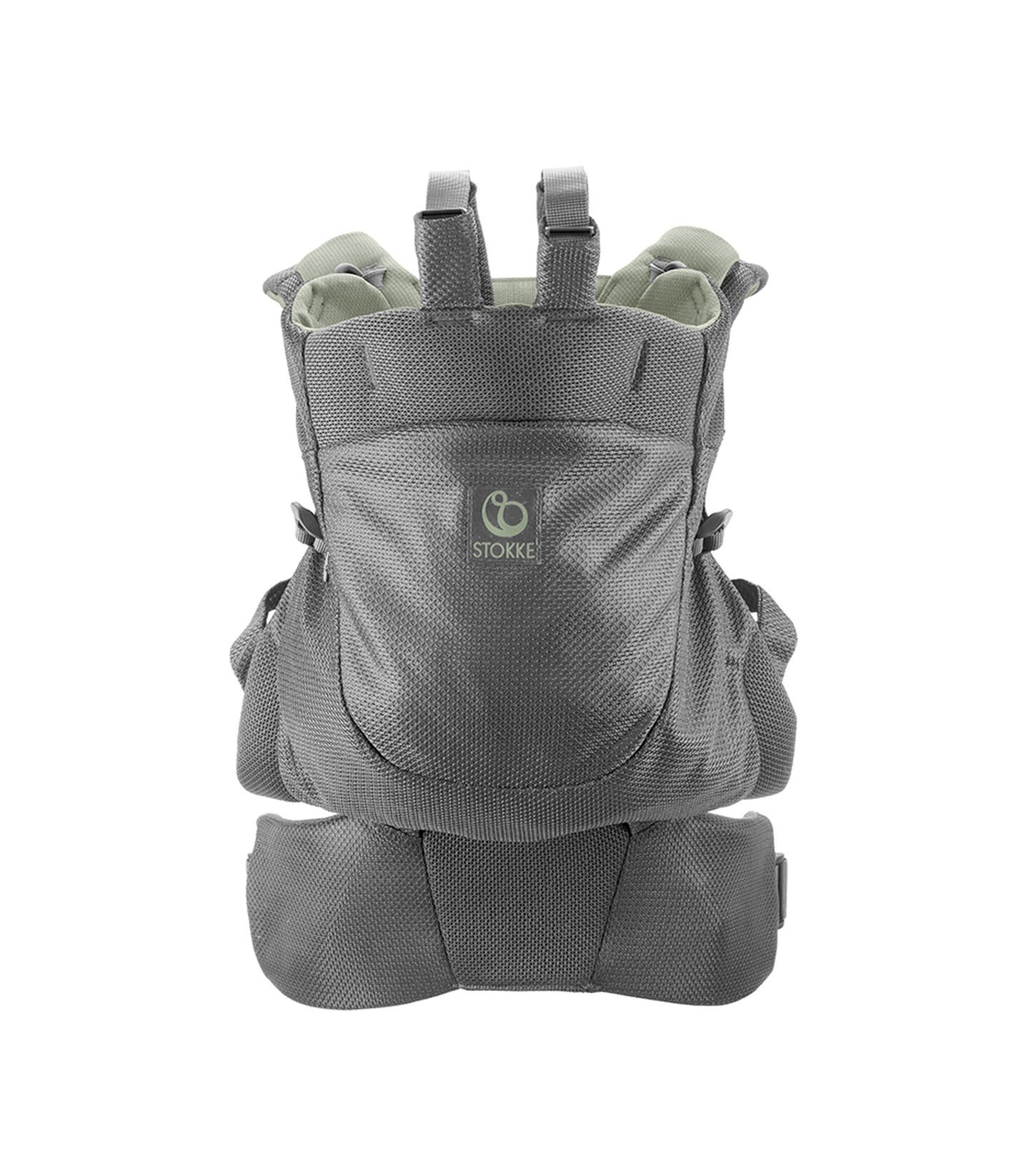 Stokke® MyCarrier™ Back Carrier Green Mesh