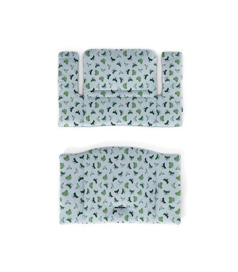 Tripp Trapp® Classic Cushion Blue Fox OCS, Niebieski lisek, mainview view 2