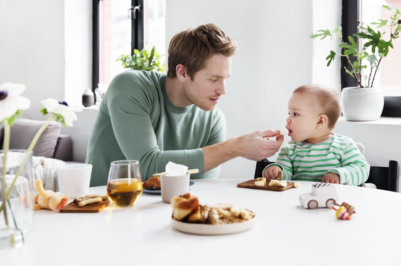 Tripp Trapp® Baby Set - Zestaw niemowlęcy White, , emotional1