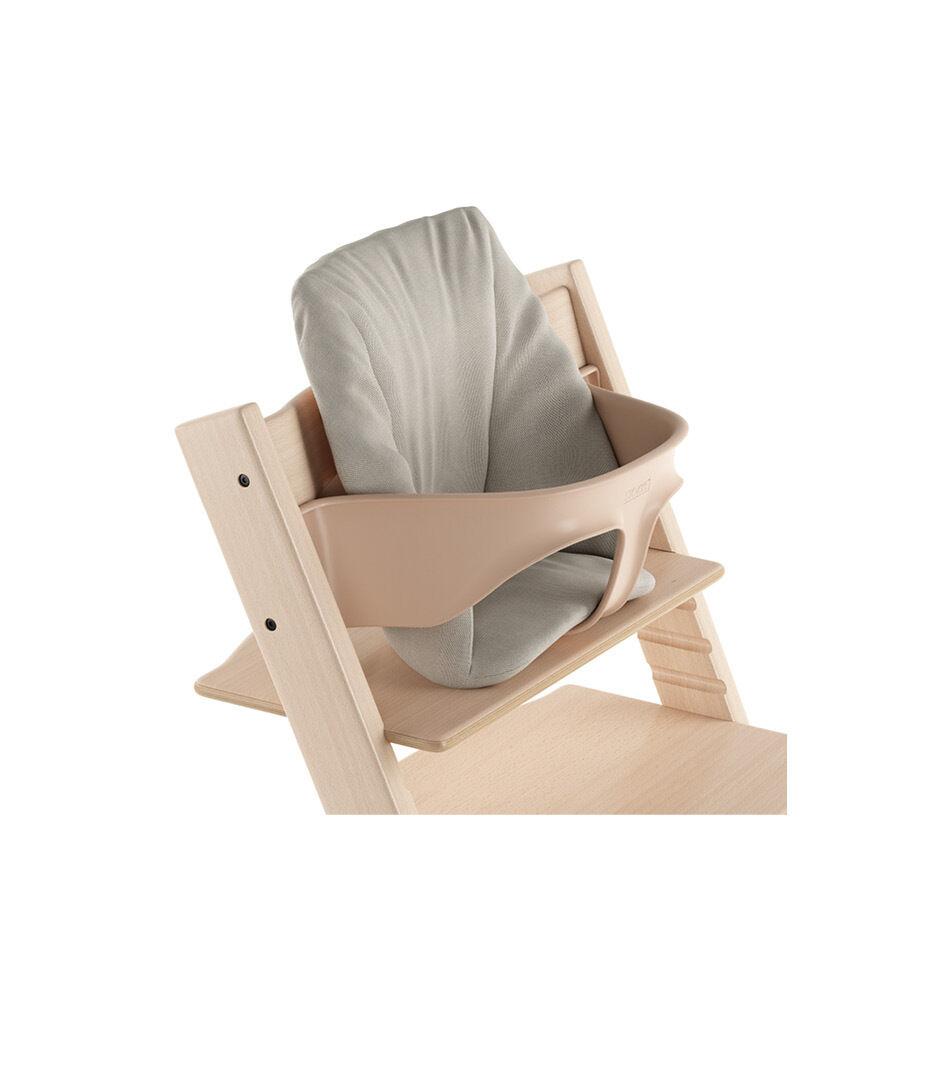 Tripp Trapp® Baby Cushion Timeless Grey OCS