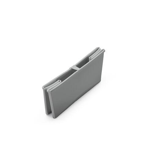 Stokke® Flexi Bath® bath tub, Light Grey Limited Edition. Folded.