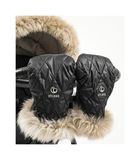 Kit d'hiver Stokke® Xplory® X Noir, Noir, mainview view 11