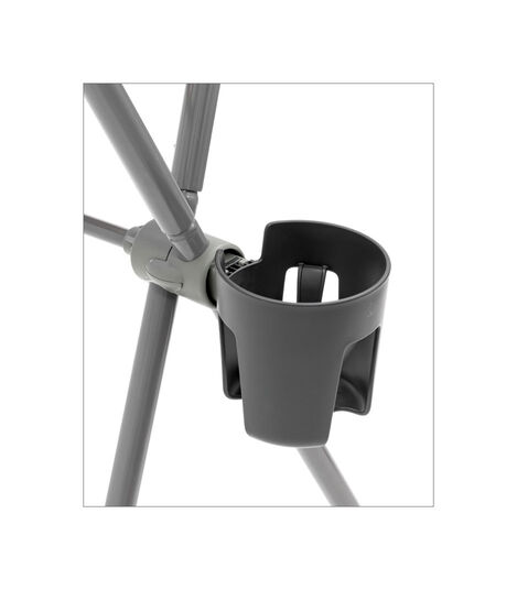 Stokke® Flexi Bath® Stand with cup holder. Detail.