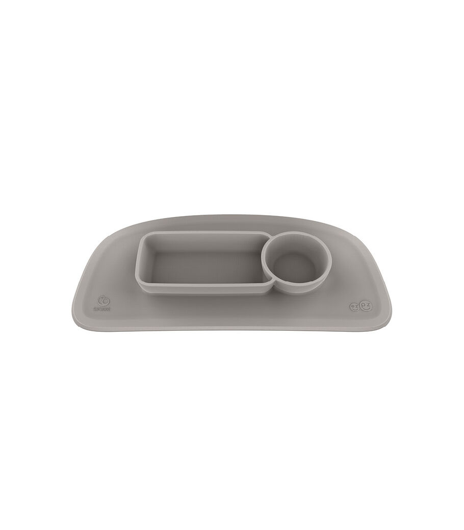 ezpz™ by Stokke™ Platzset für den Stokke® Tray, Soft Grey, mainview view 22