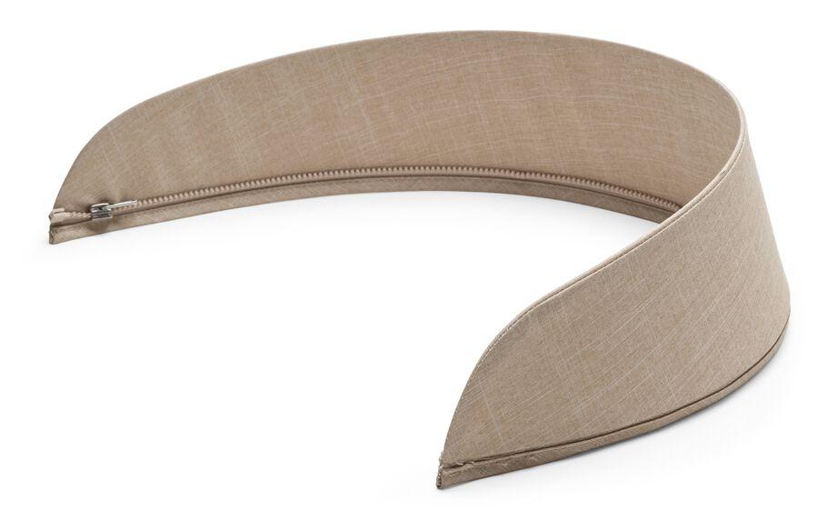 Stokke® Stroller Visor for Hood, Beige Melange, mainview