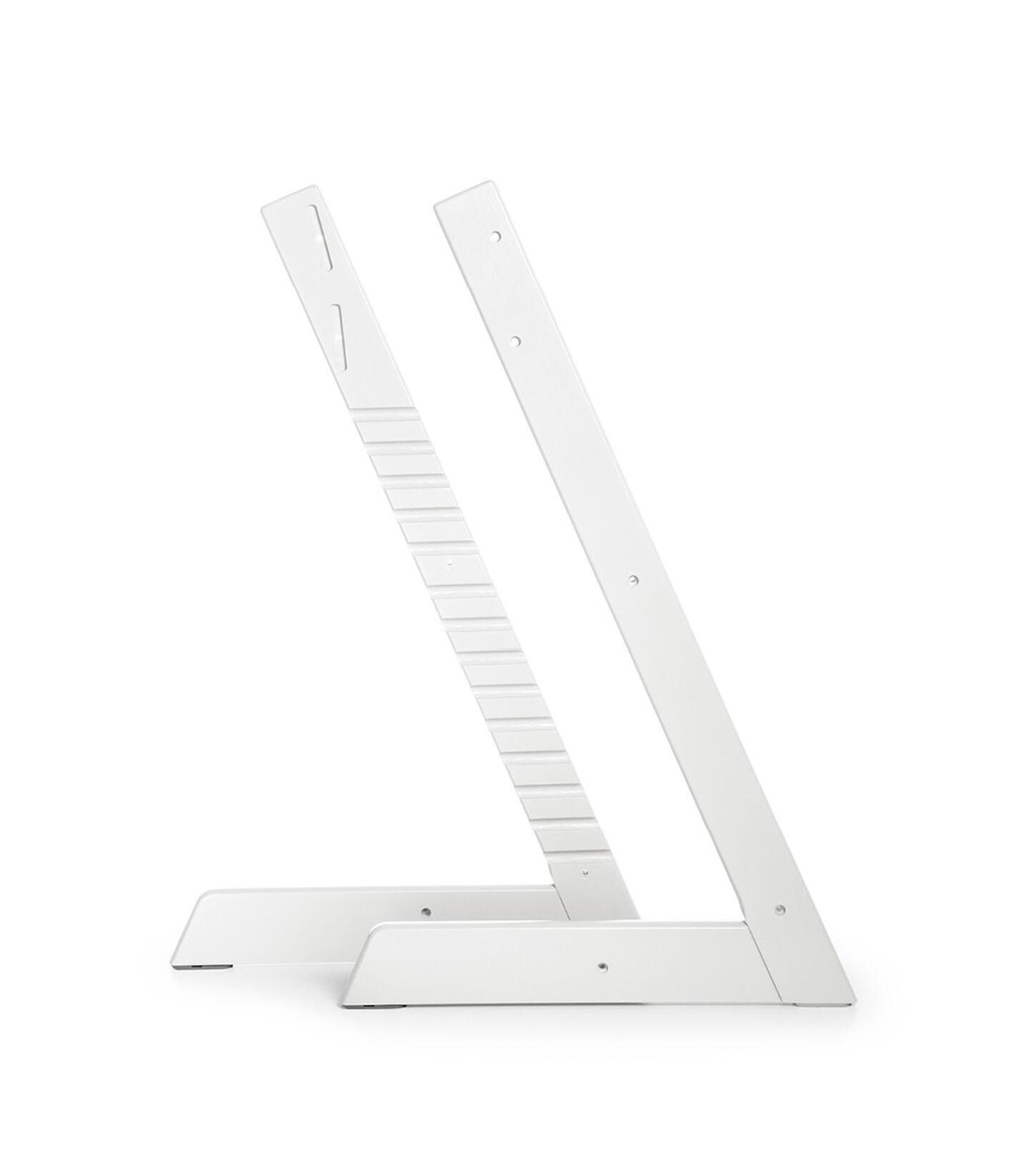 Tripp Trapp® Stuhlbeine set White, White, mainview view 1
