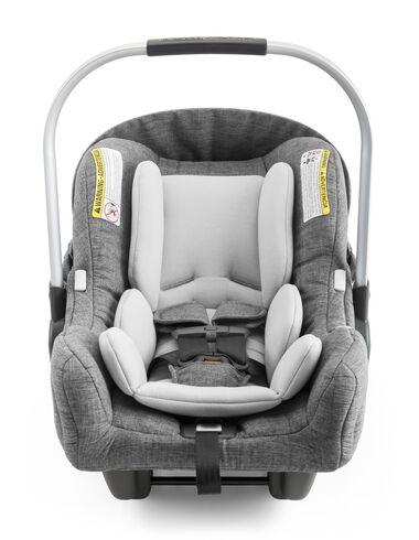 Stokke® PIPA™ By Nuna® car seat, Black Melange. (USA only).