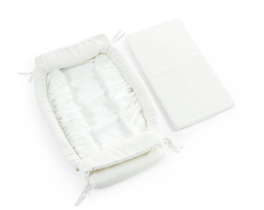 Stokke® Home™ Cradle Textile including Mattress (Sparepart).