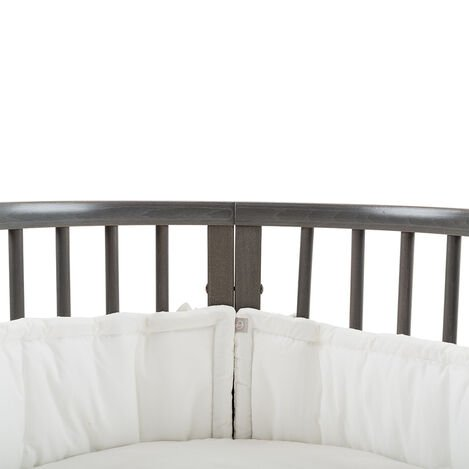 Stokke® Sleepi™ Bumper White, Blanc, mainview view 2