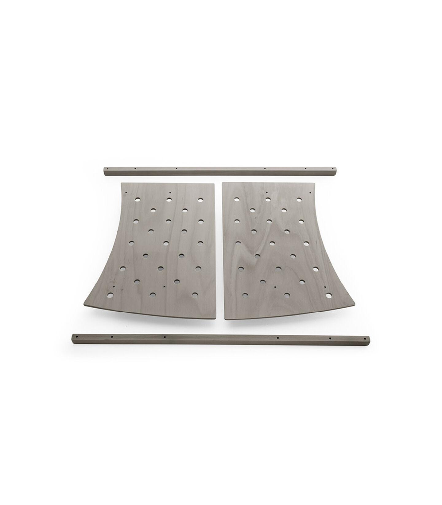 Stokke® Sleepi™ Junior Extension Hazy Grey, Hazy Grey, mainview view 2