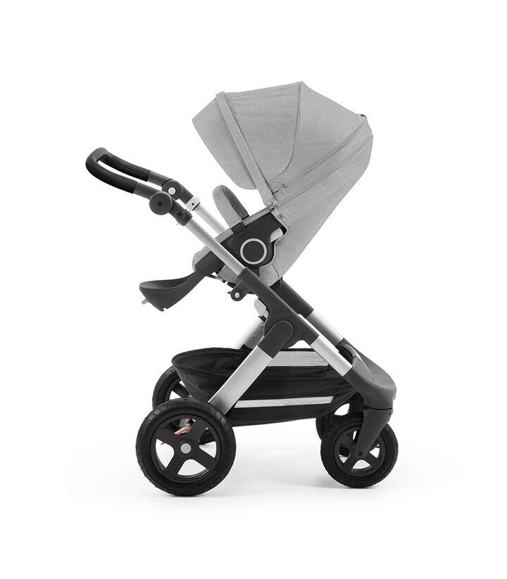 Stokke® Trailz™ Terrain-Räder, Grey Melange, mainview view 1