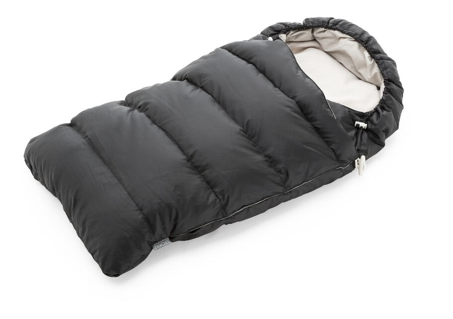Stokke® Down Sleepingbag, Black.