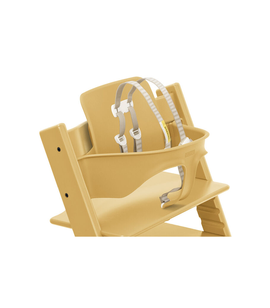Tripp Trapp® High Chair Sunflower Yellow, with Baby Set. US version. view 31