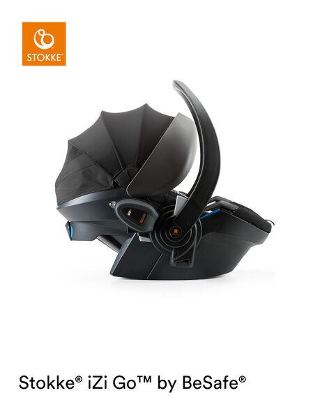 Stokke® iZi Go Modular™ X1 by Besafe®, Black. view 8