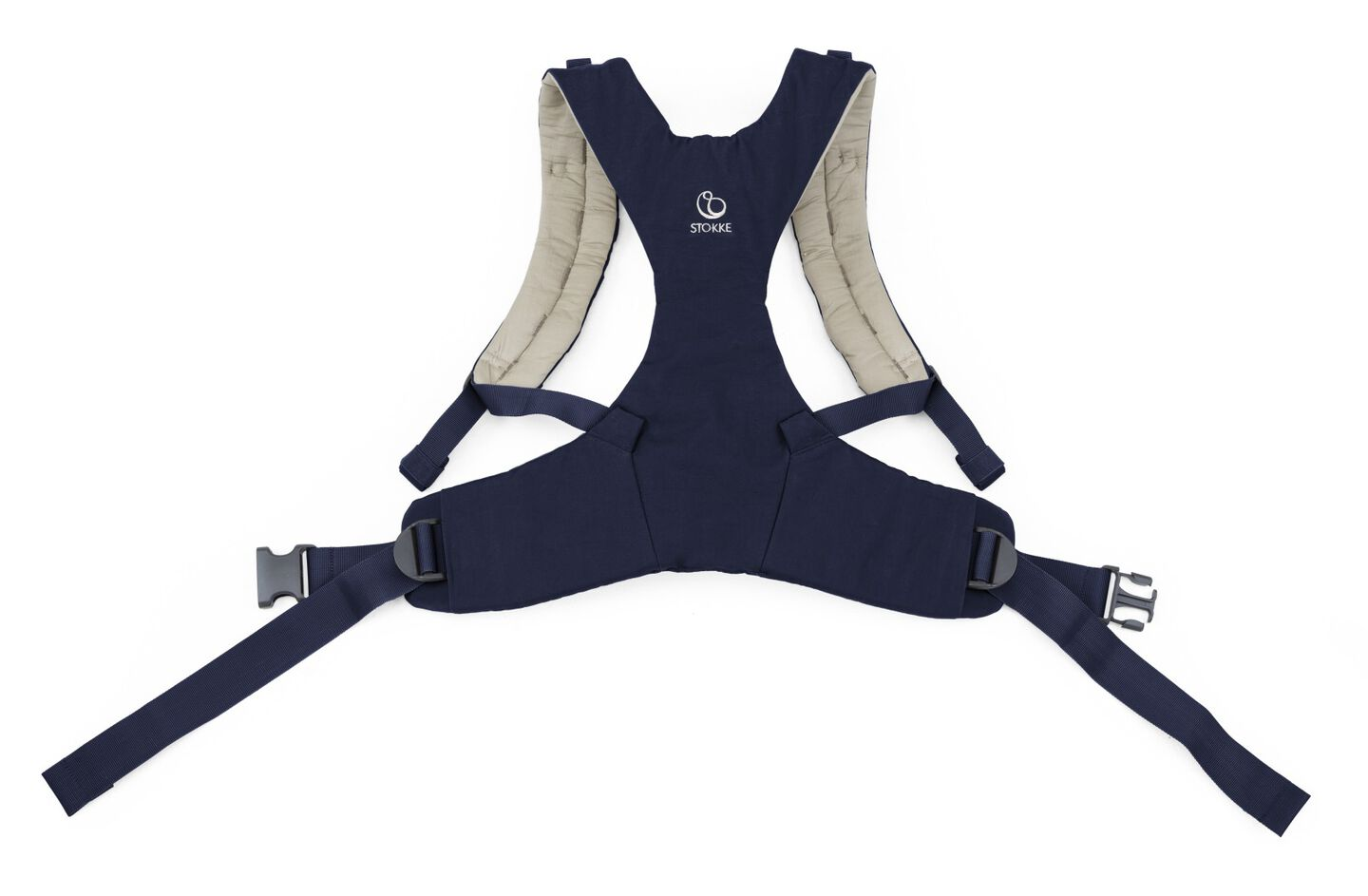 Stokke® MyCarrier™ Harness, Deep Blue.