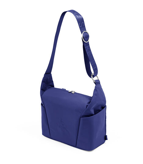 Stokke® Xplory® X Changing Bag Royal Blue. Accessories. view 3