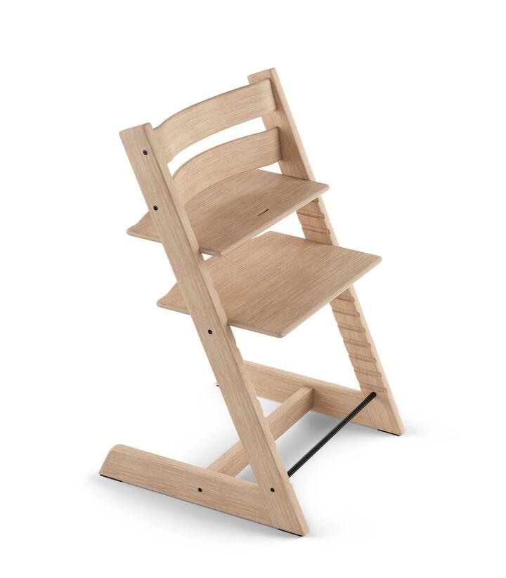 Tripp Trapp® Chair Oak White.