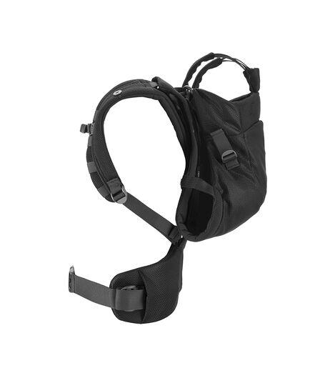 Porte-bébé ventral et dorsal Stokke® MyCarrier™ Black Mesh, Maille noire, mainview view 3