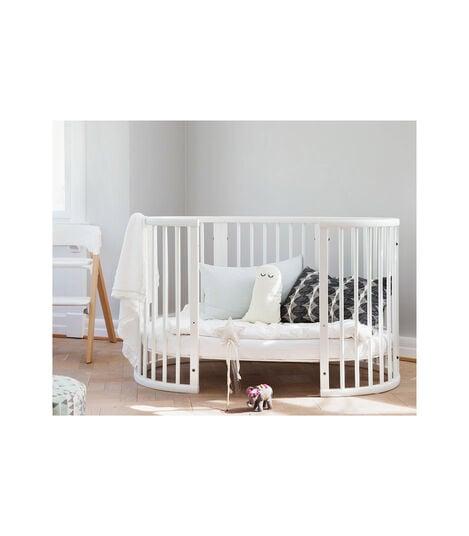 Stokke® Sleepi™ Seng White, White, mainview view 2