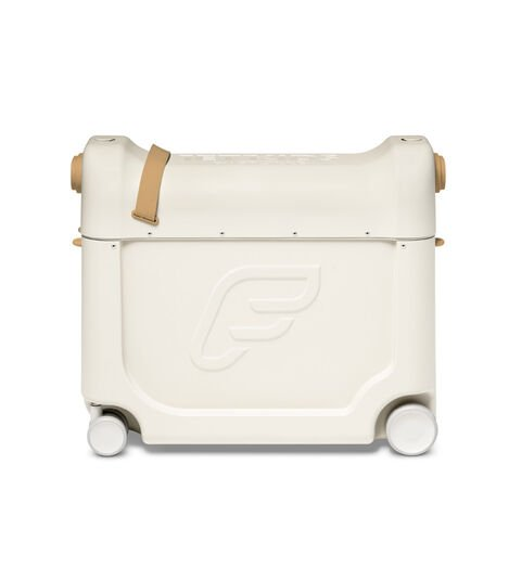 JetKids™ by Stokke® BedBox V3 in Full Moon White. view 5