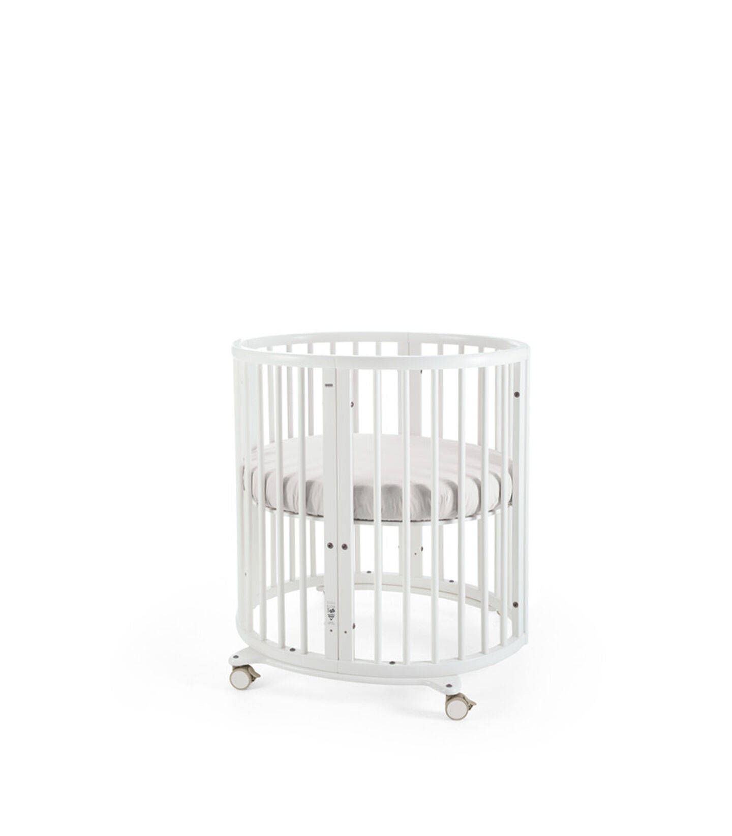 Stokke® Sleepi™ Mini Blanc, Blanc, mainview view 2
