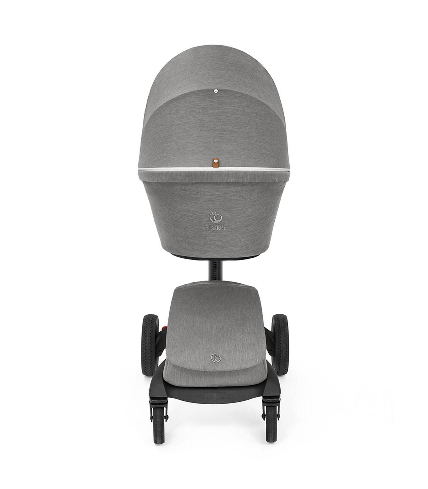 Stokke® Xplory® X Babyschale Modern Grey, Modern Grey, mainview view 5