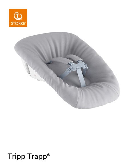 Tripp Trapp® Newborn Set Grey, Grey, mainview view 6