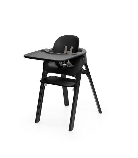 Комплект-вставка для малыша Stokke® Steps™ Baby Set, Чёрный, Черный, mainview view 4