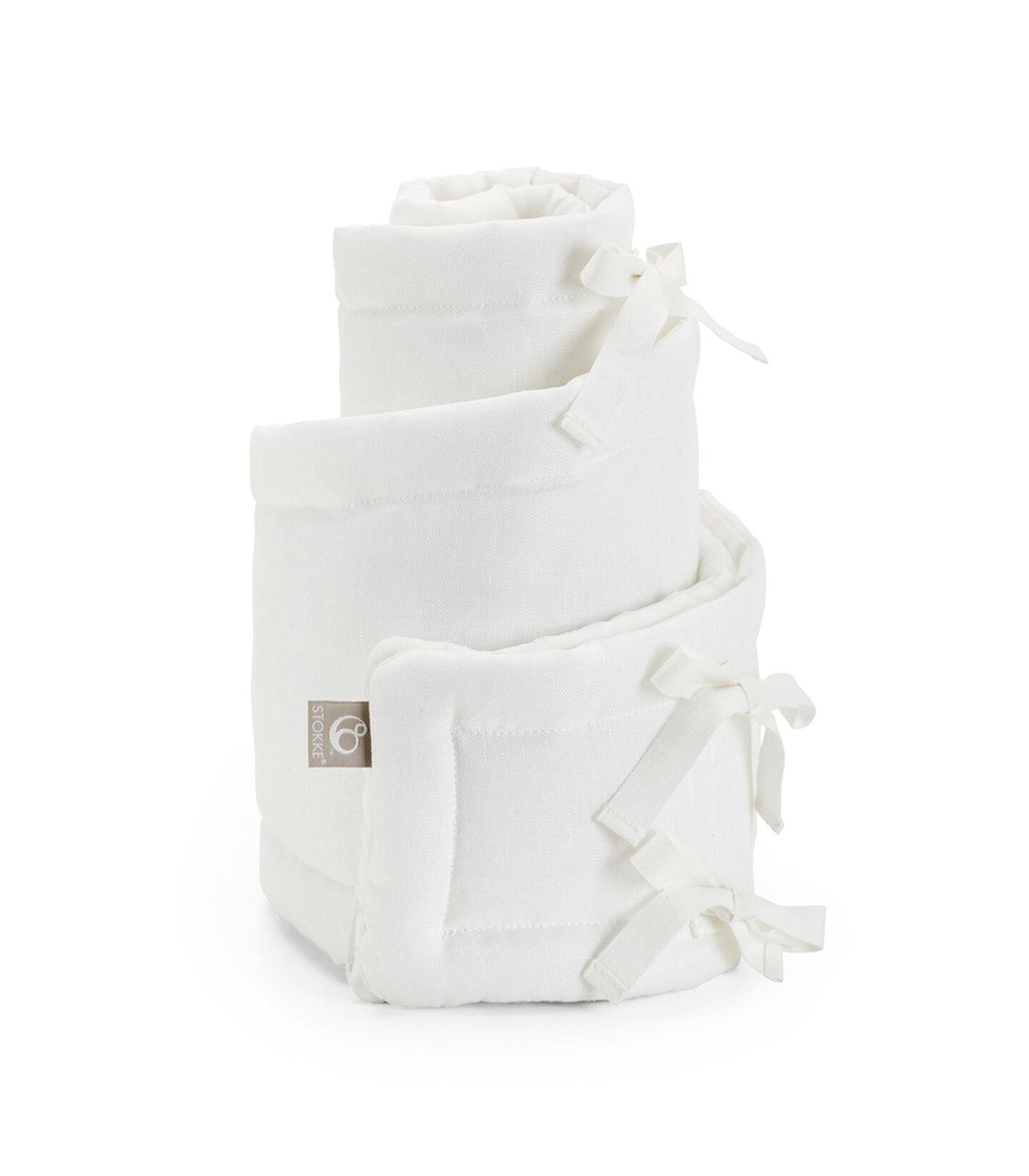 Stokke® Sleepi™ Mini Bumper White, White, mainview view 2