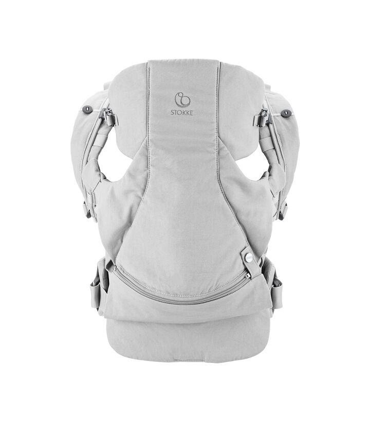 Stokke® MyCarrier™ nosidło przednie i tylne, Grey, mainview view 1
