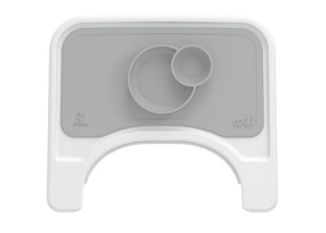 ezpz by Stokke® for Stokke® Steps™ Tray, Grey. view 3