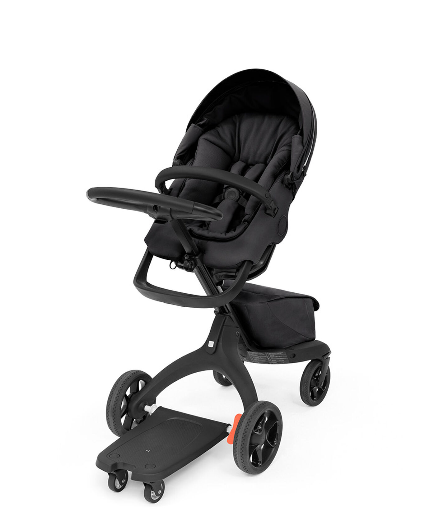 Stokke® Xplory® Sibling Board Complete Black, , mainview view 2