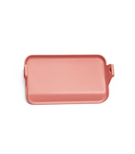 Stokke® Clikk™ Foot Plate in Sunny Coral. Available as Spare part.