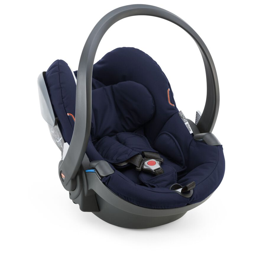Car Seat, Deep Blue.