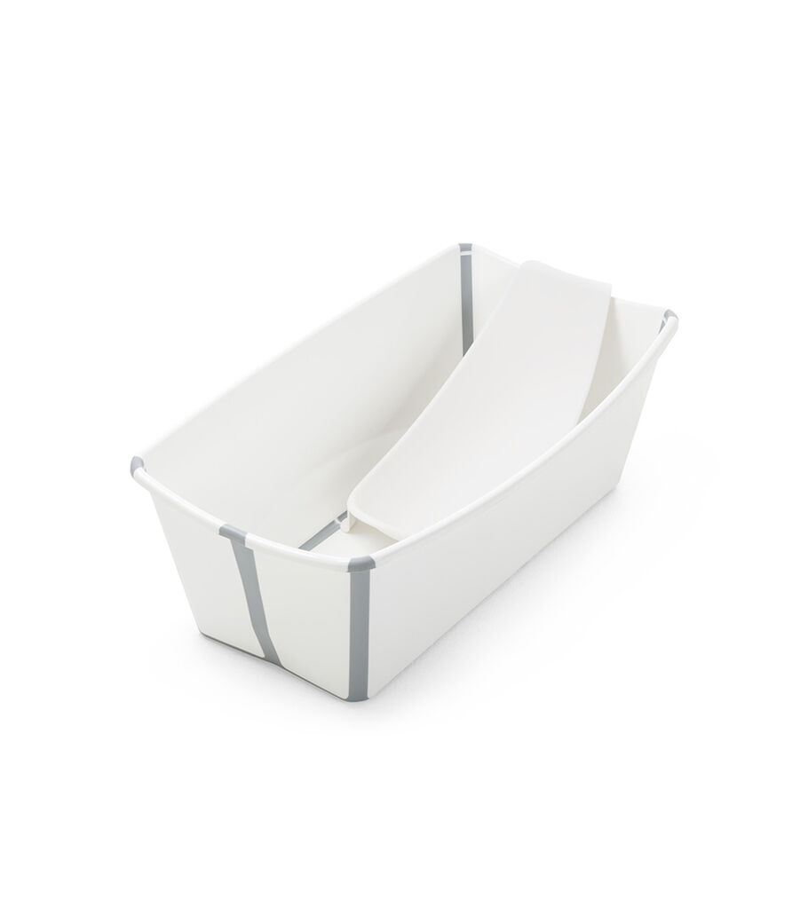 Stokke® Flexi Bath® Heat Bundle White, Blanc, mainview view 1