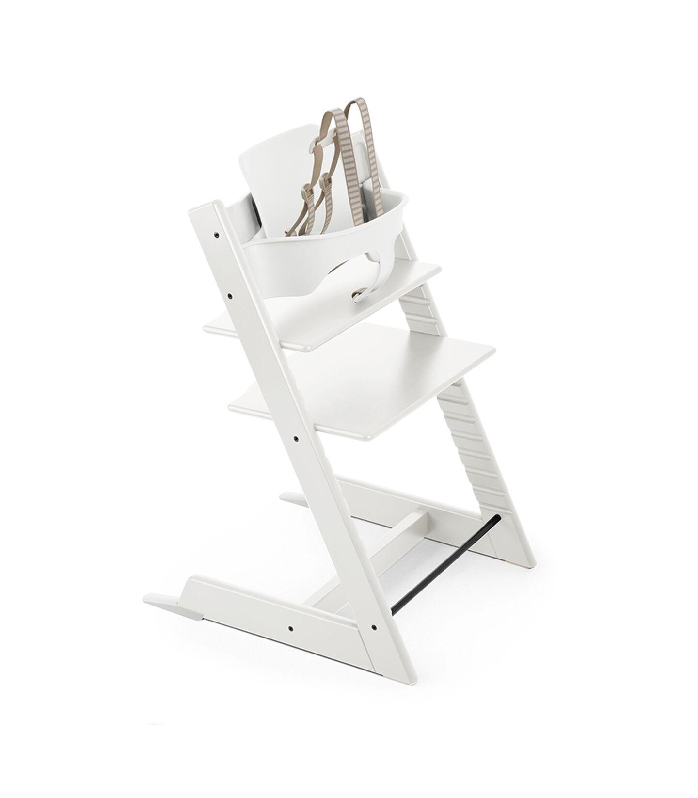 Tripp Trapp® Baby Set Blanco, Blanco, mainview view 2